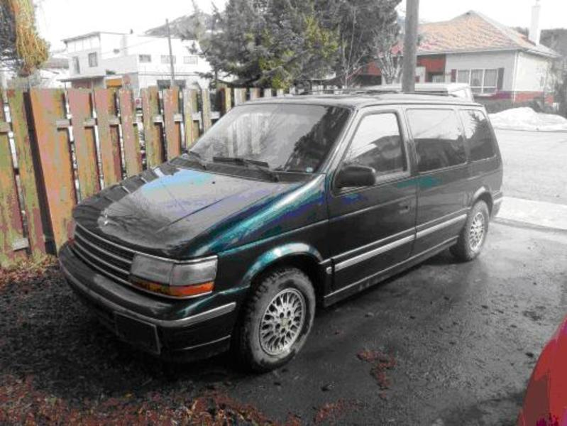 1994 Plymouth Voyager #15