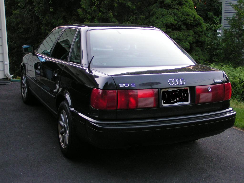 1994 audi 90 photos informations articles. Black Bedroom Furniture Sets. Home Design Ideas