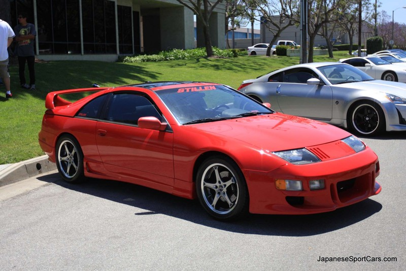 nissan 300 zx photos, informations, articles - bestcarmag