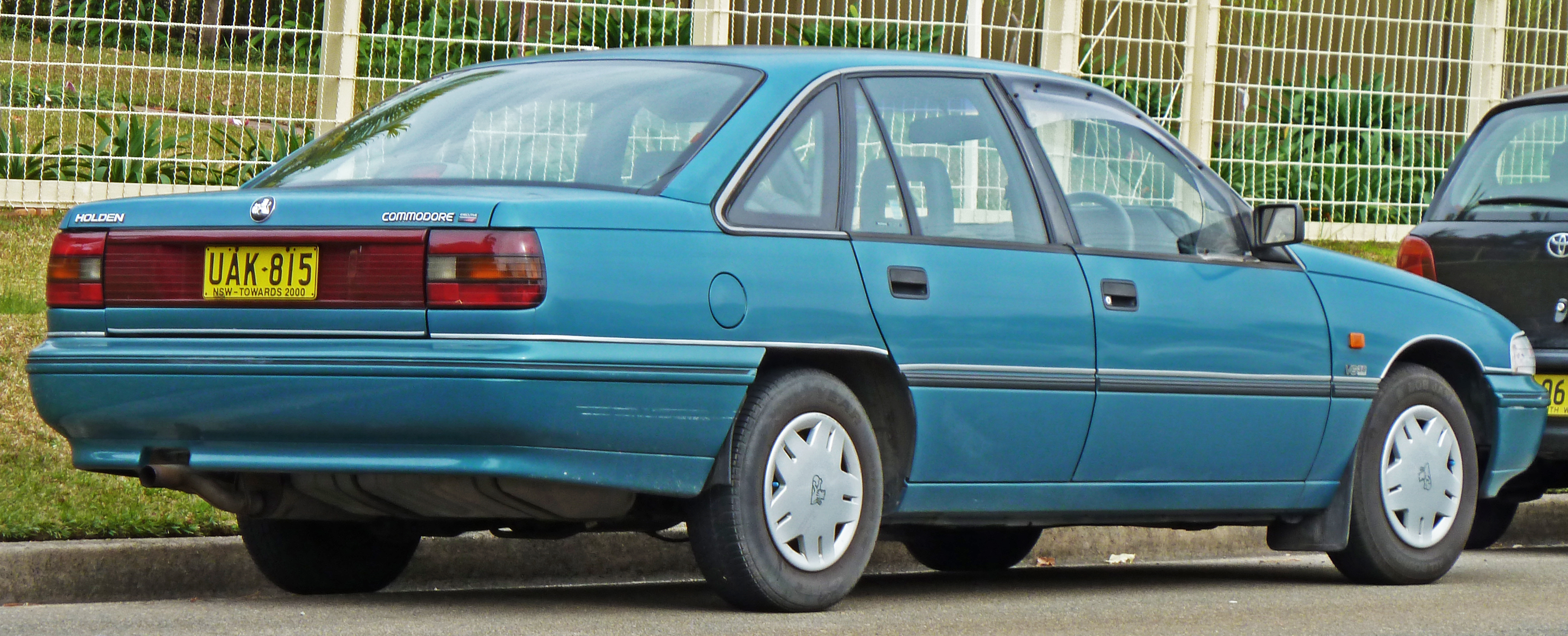 1992 Holden Commodore #5
