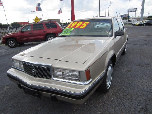 1990 Chrysler New Yorker #11