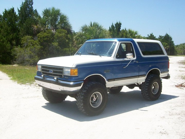1990 Ford Bronco #3
