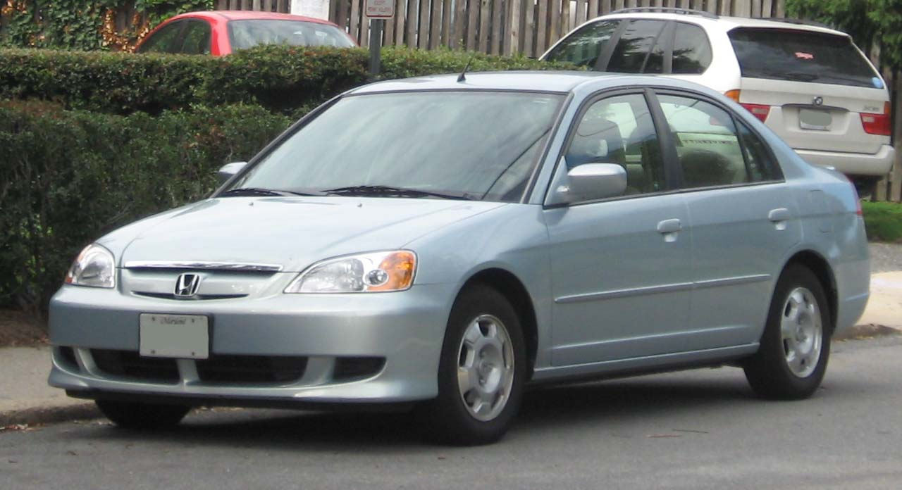 2003 Honda Civic #10