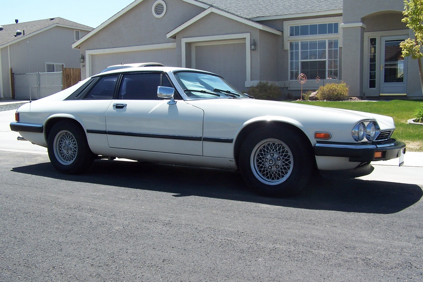 1991 Jaguar Xj-series #15