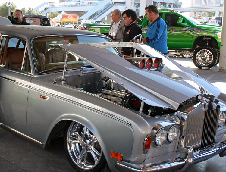 1970 Rolls Royce Silver Shadow #15