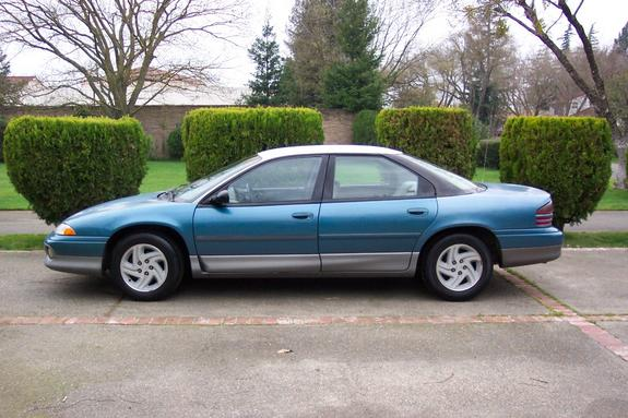 1994 Dodge Intrepid #12