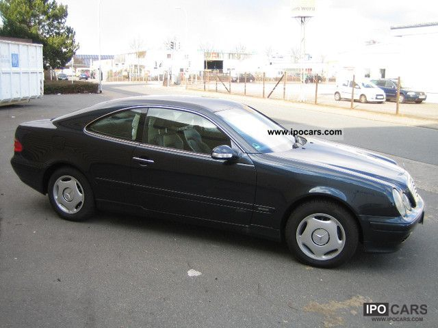 2000 Mercedes-Benz CLK #9