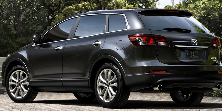 2015 mazda cx 9 photos informations articles. Black Bedroom Furniture Sets. Home Design Ideas