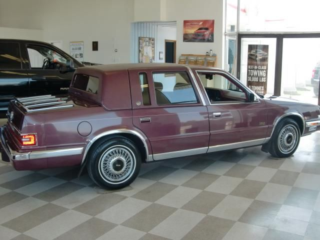 1990 Chrysler Imperial #15