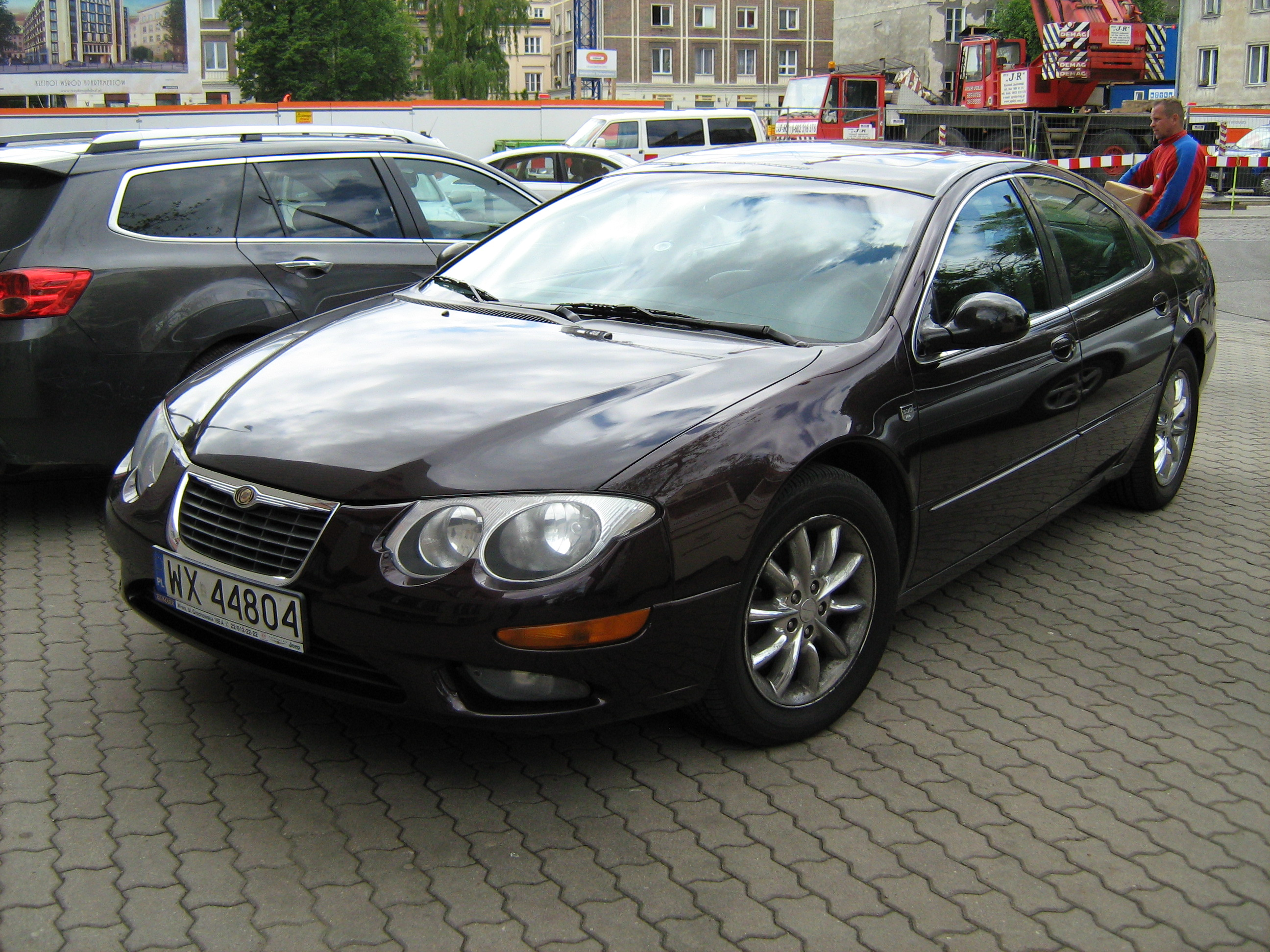 Chrysler 300m #13