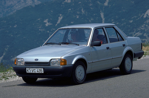 1986 Ford Orion #5