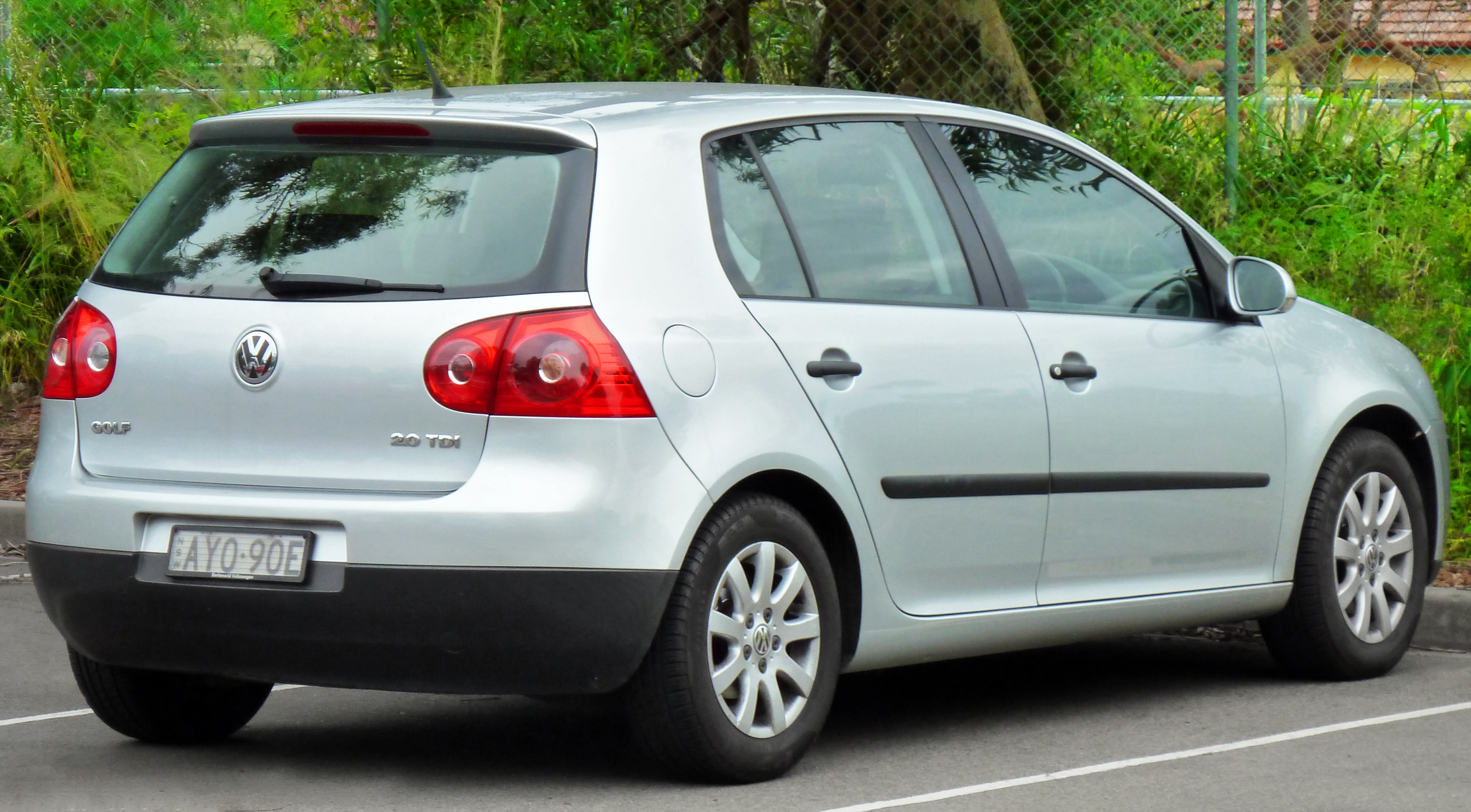 2006 Volkswagen Golf #11