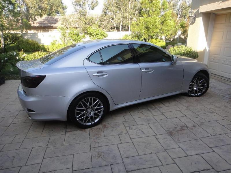 2006 Lexus Is 350 #5