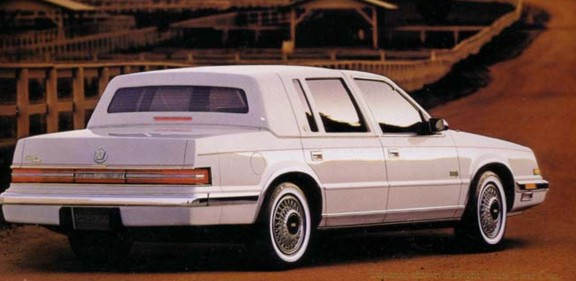 1992 Chrysler Imperial #3