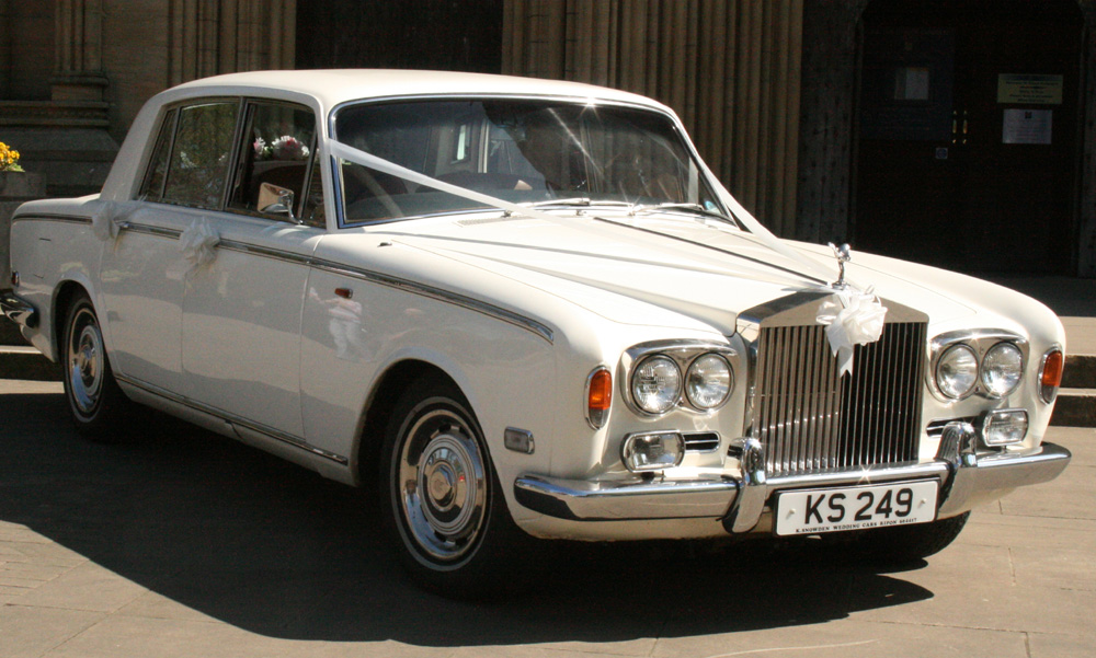 1972 Rolls royce Silver Shadow #9