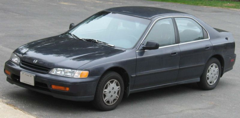 1994 Honda Accord #3
