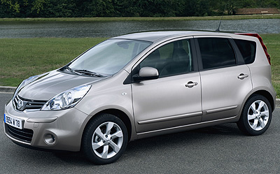 2010 Nissan Note #2