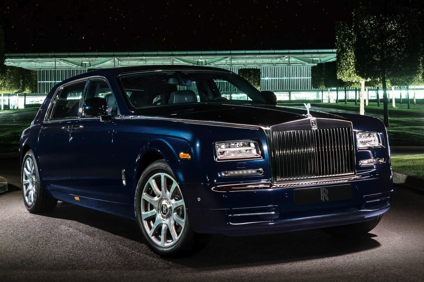 2014 Rolls royce Ghost #19