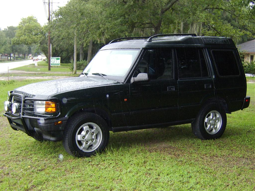 1995 Land Rover Discovery #7