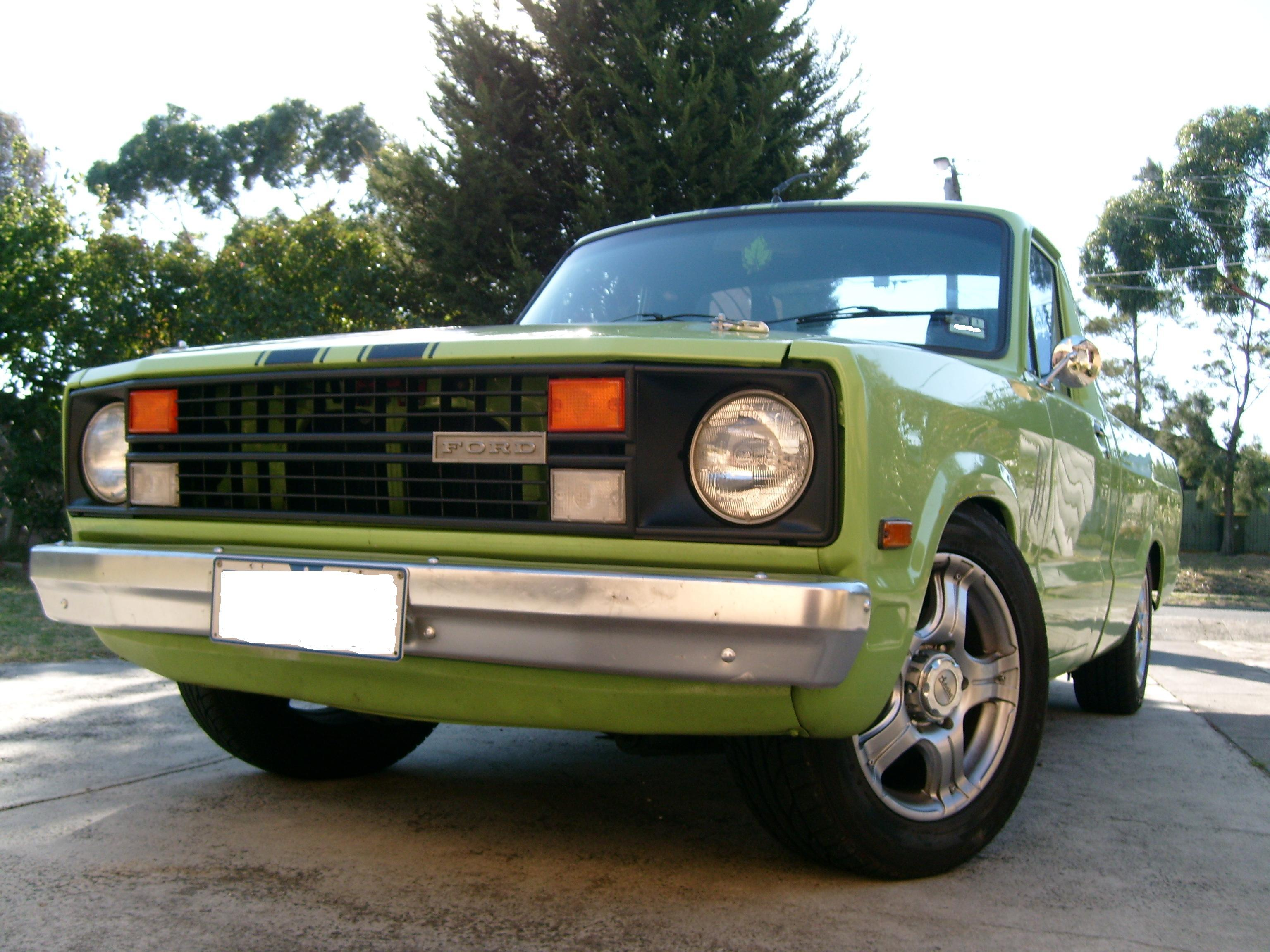 1986 Ford Courier #8