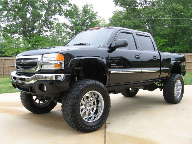 GMC Sierra 2500hd #13