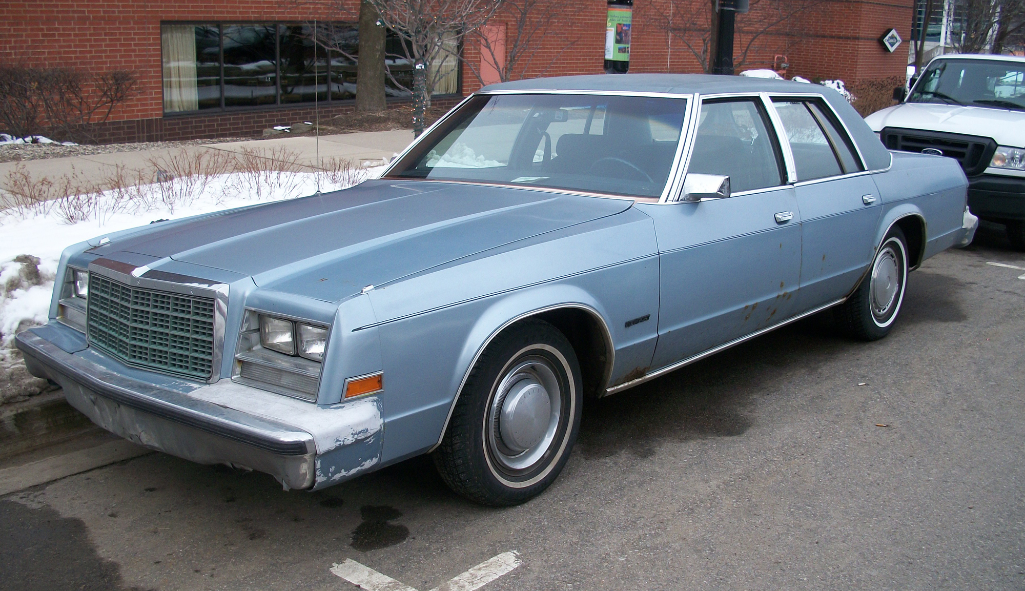 1981 Chrysler Newport #2