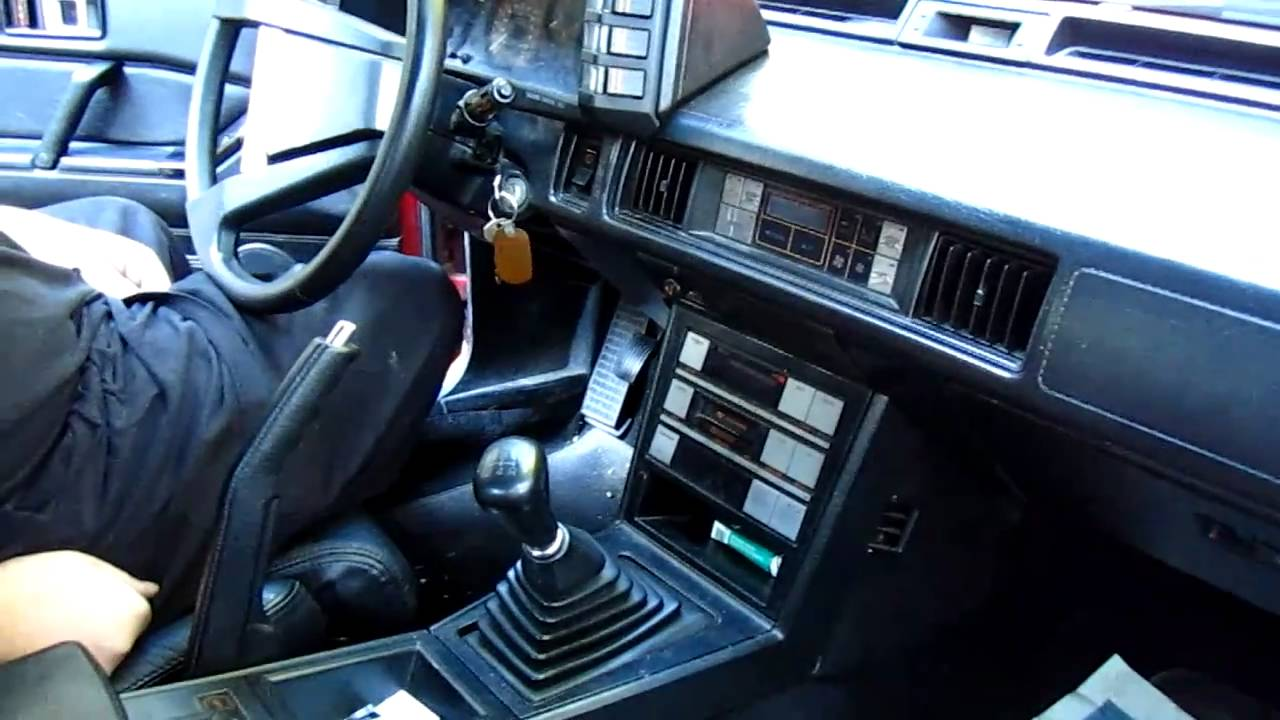 1986 Chrysler Conquest #14