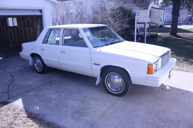 1981 Plymouth Reliant #9