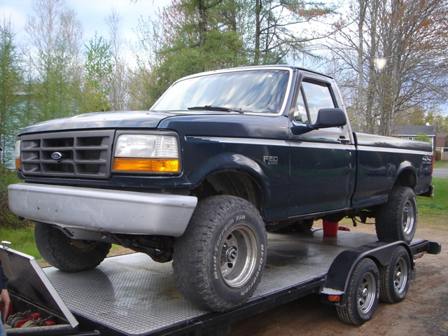 1995 Ford F-150 #9
