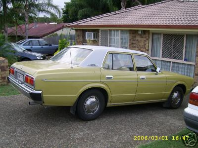 1976 Toyota Crown #7