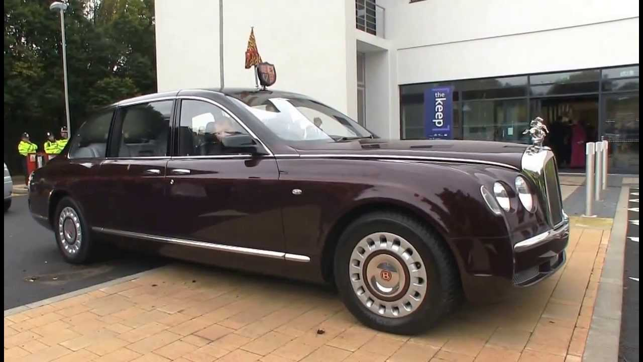 Bentley State Limousine #9