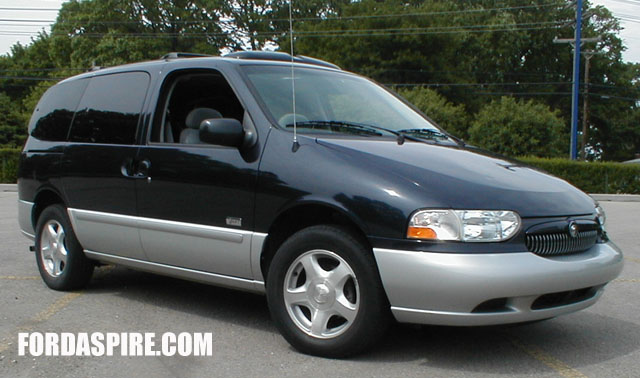 1999 Mercury Villager 10