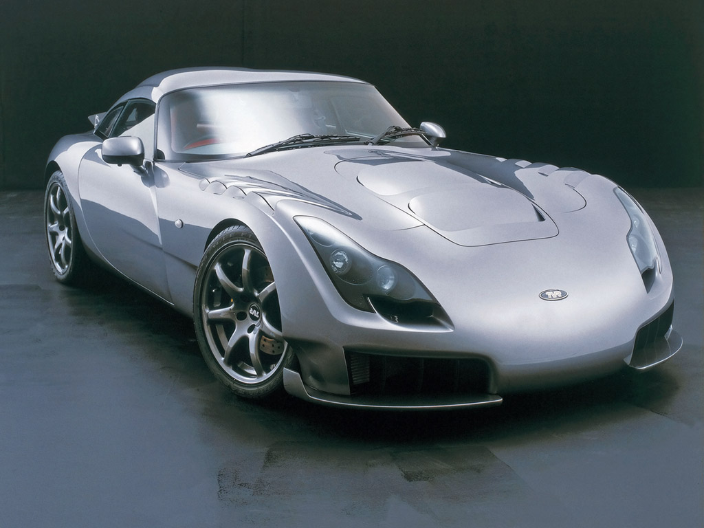 2005 TVR Speed 12 #10