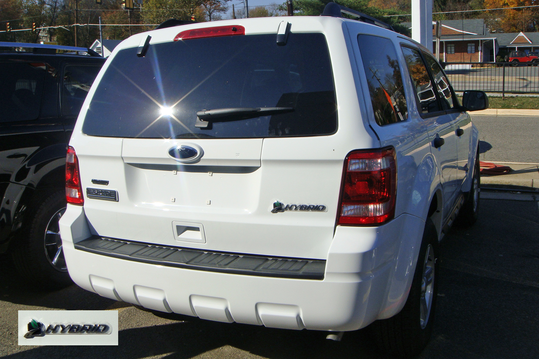 2009 Ford Escape Hybrid #6