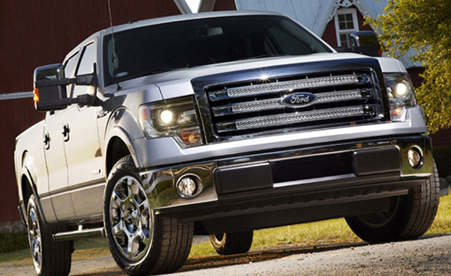 2013 Ford F-150 #8