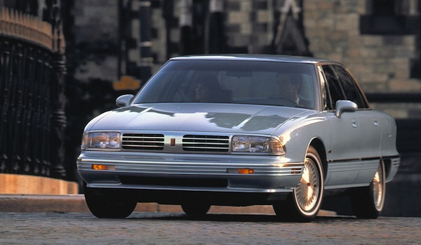 1993 Oldsmobile Ninety-eight #12