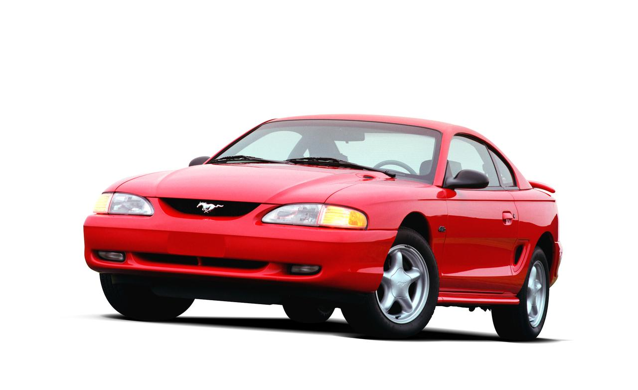 1996 Ford Mustang #15