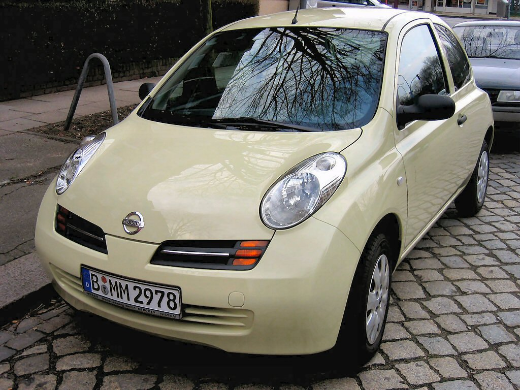 Nissan Micra Photos Informations Articles Bestcarmag Com
