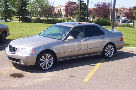 2003 acura rl photos, informations, articles - bestcarmag