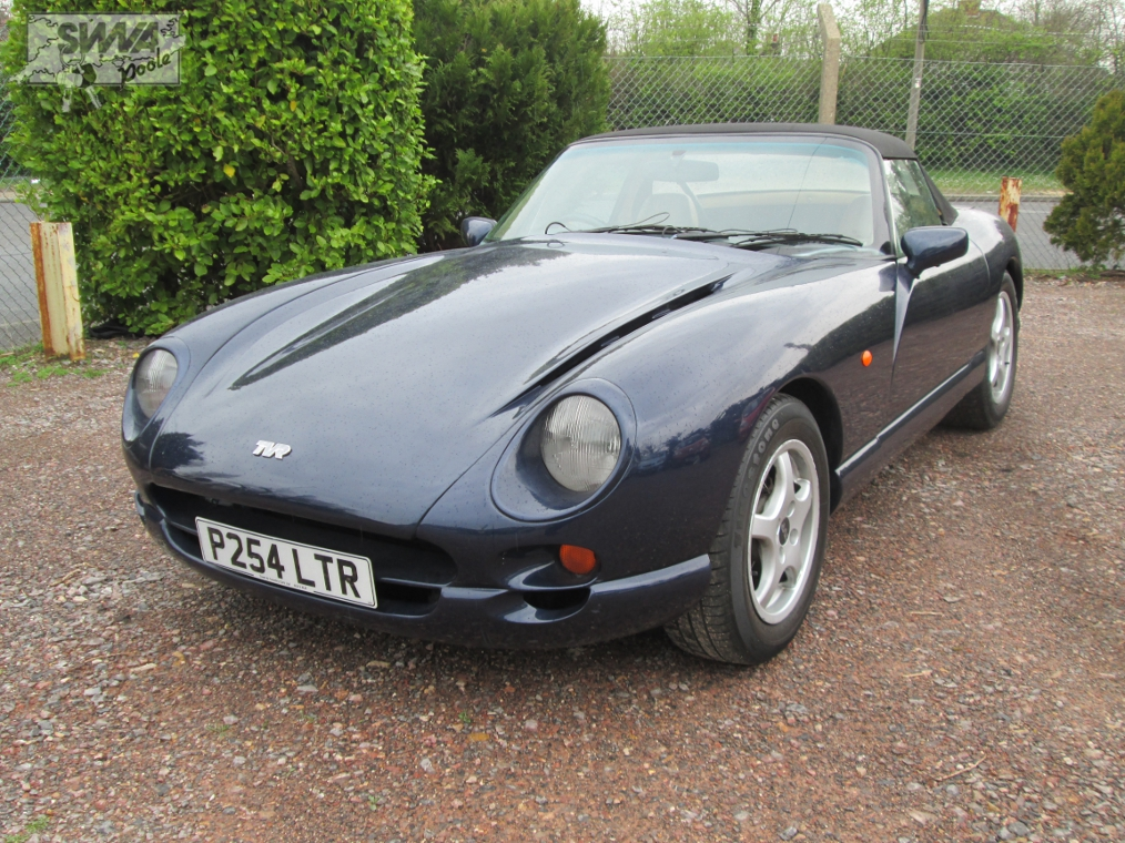 1997 TVR Griffith #11