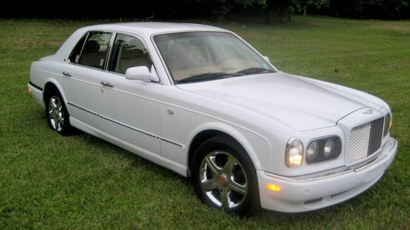 2001 Bentley Arnage #1