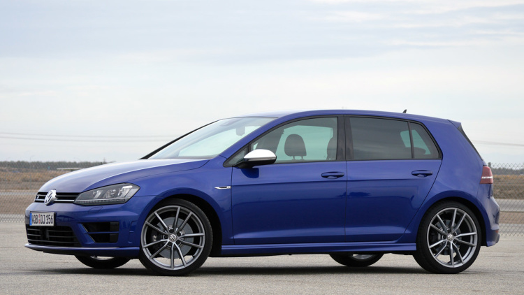 Volkswagen Golf R #19