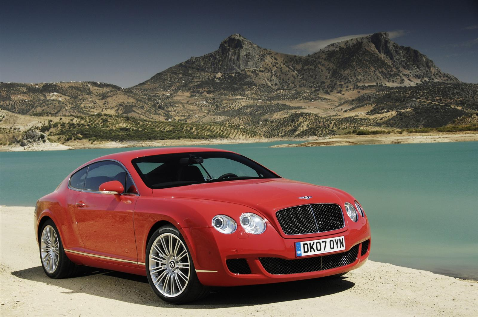 2010 Bentley Continental Gt #16