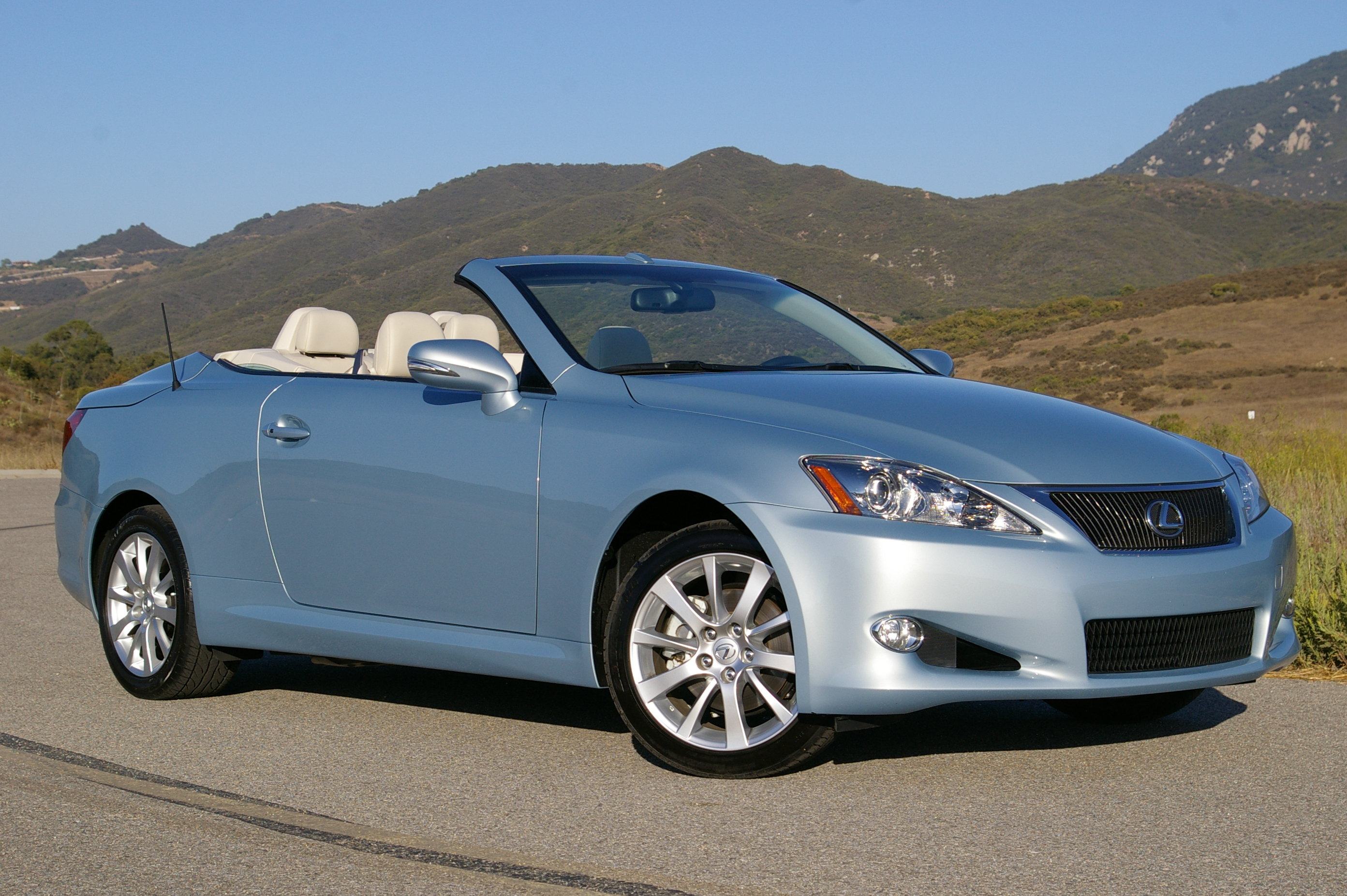 2010 Lexus Is 250 C #1