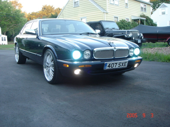 2001 Jaguar Xj-series #6