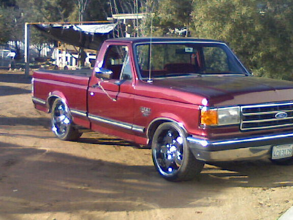 1990 Ford F 150 Photos Informations Articles