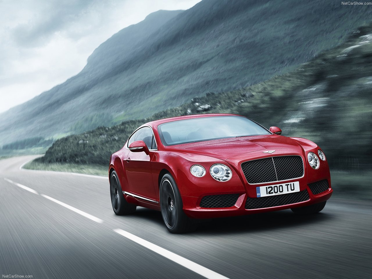2013 Bentley Continental Gtc #3