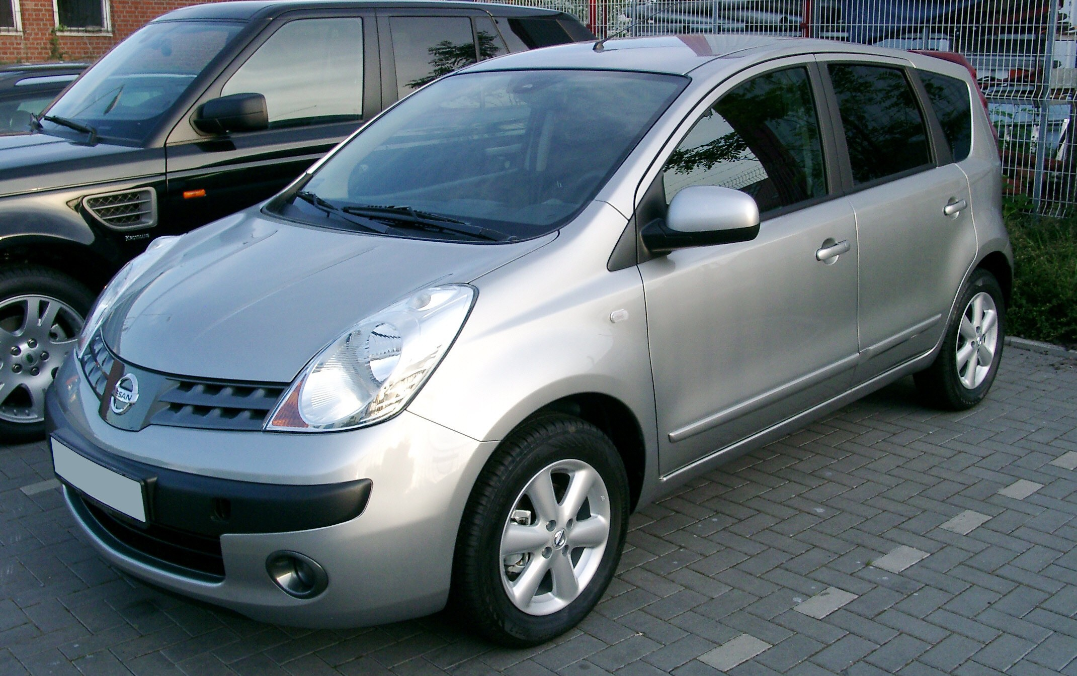 2007 Nissan Note #2