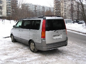 1996 Honda Step Wagon #6