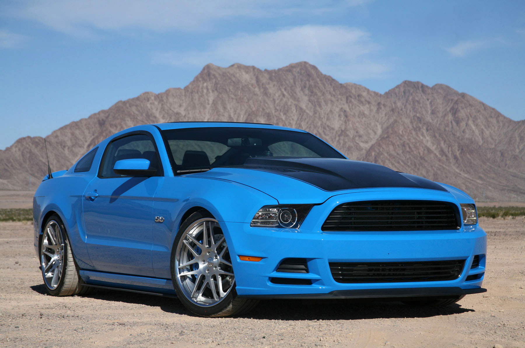 2014 Ford Mustang #8